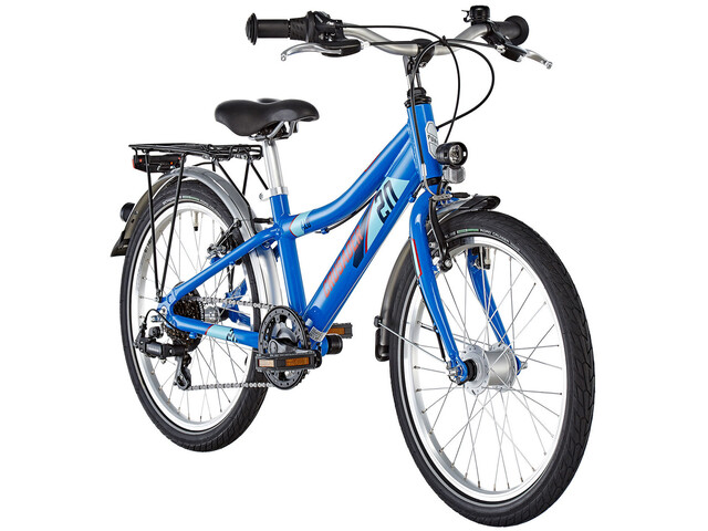 Puky Crusader 20-6 Bicycle aluminium 2. Wahl Kids blue